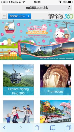 Strona Ngong Ping