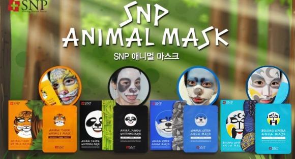 SNP-Animal-Facial-Mask-Sheet-Tiger-Panda-Dragon-Otter-Essence-Face-Moisture-Pack-101 (1)