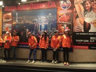 XMAS in Hong Kong