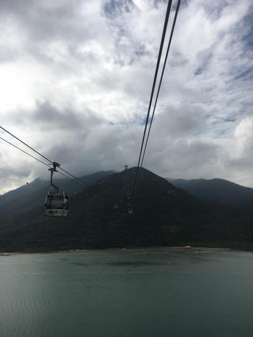 Ngong Ping Cable Railway