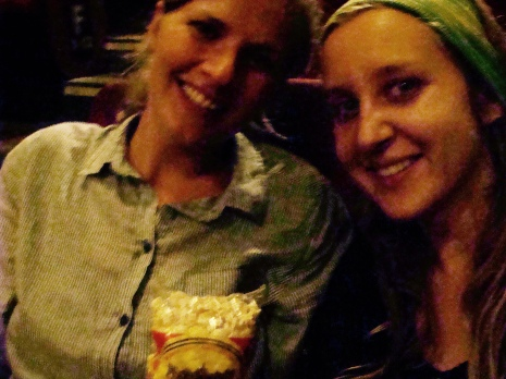 Masala popcorn!