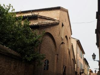 Ferrara - starówka