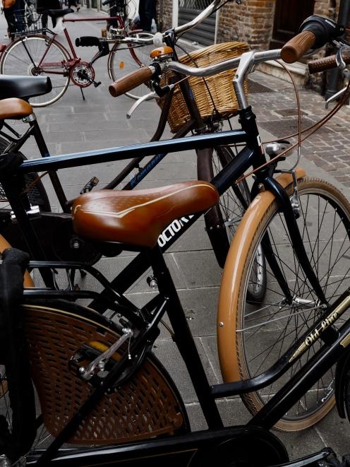 Ferrara - miasto rowerów