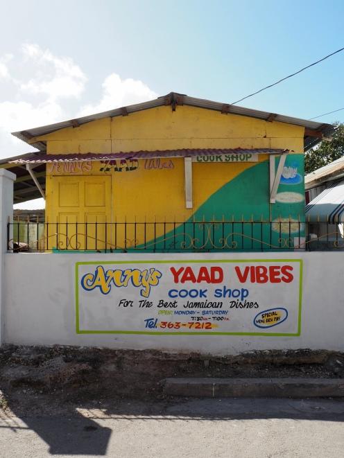 Jamajskie sklepy