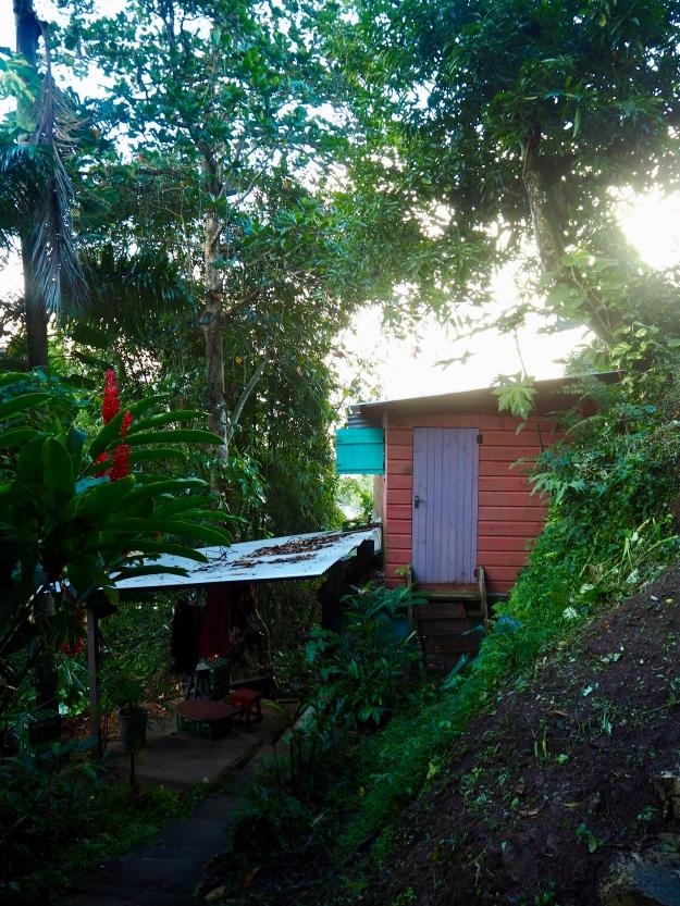 Mango Ridge Cottages - nasza chatka