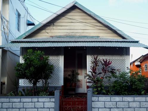 Karaibska architektura