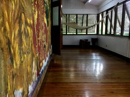 Muzeum Boba Marleya, hamak