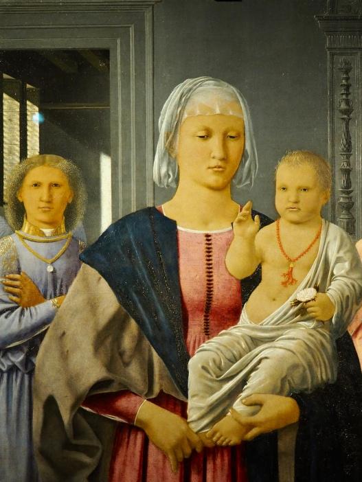 Senigalia Madonna, Piero della Francesca