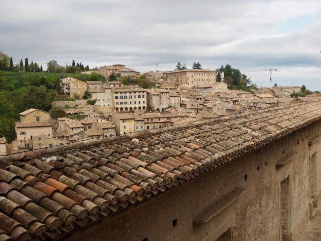 Widok z Galleria Nazionale