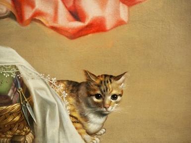 Renesansowy kot